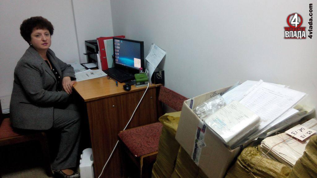 Фонд орендує в поліклініки №2 кабінет розміром трохи більшим, ніж 6 квадратних метрів