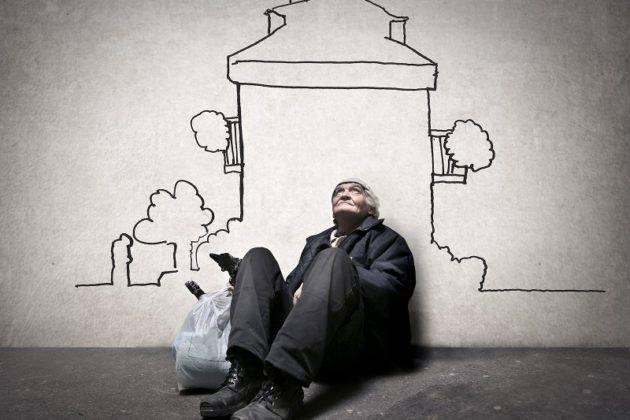 Вінницький муніципалітет не знає, скільки у місті людей-безхатченків